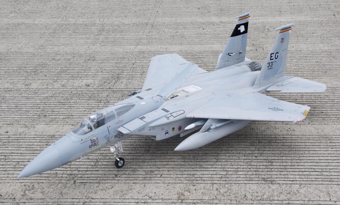 New! Freewing F-15 Eagle 90mm EDF jet plane kit format F15 EPO rc model aircraft(China (Mainland))