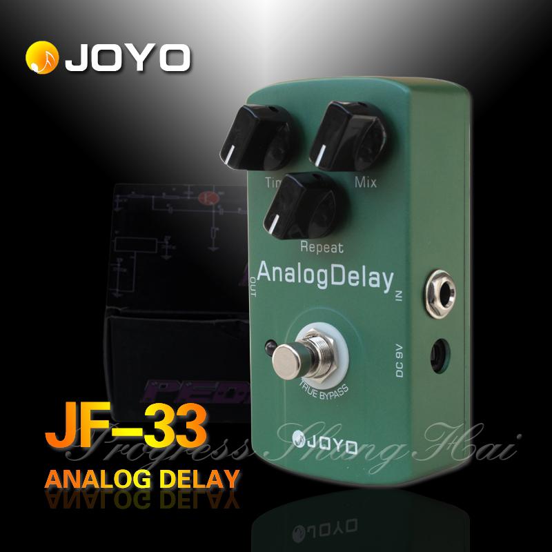 JOYO JF-33 Analog Delay Guitar Analog delay pedal