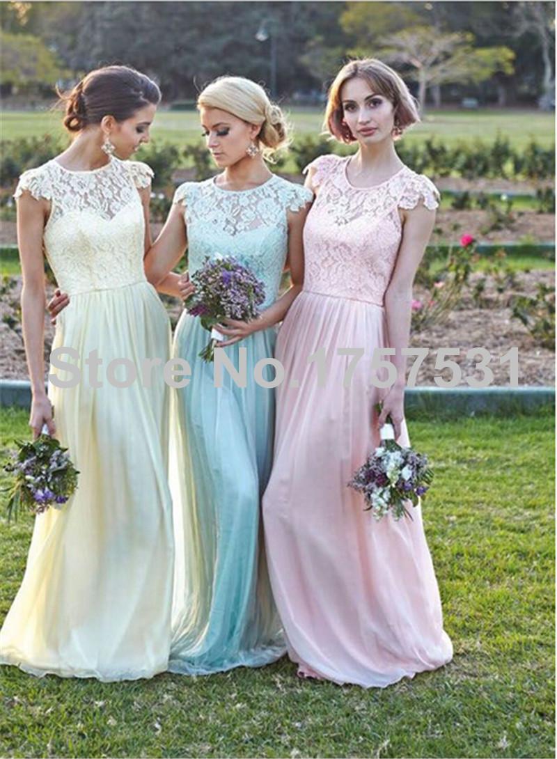 Bridesmaid dresses for the summer – Wedding celebration blog