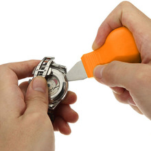 New practical Watch Back Case Opener Knife Repair Tool For Watch Smile free shipping(China (Mainland))