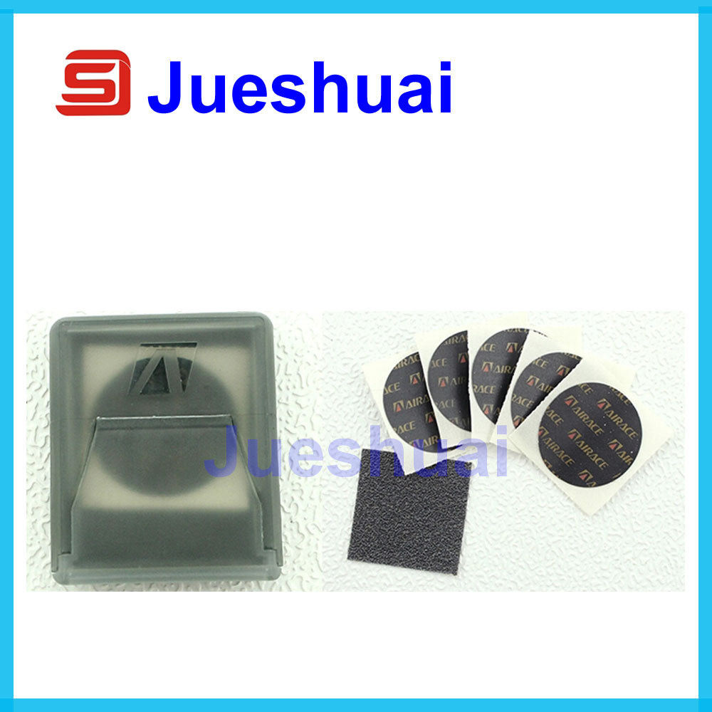 best selling Cycling Bicycle Bike Cycle Tire Tube Tyre Repair Kit Tool Rubber Patch Set(China (Mainland))