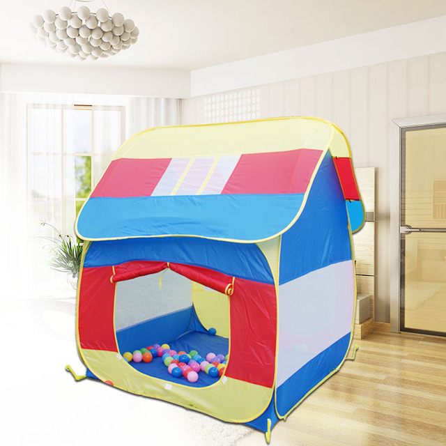 Buy Child Tent Game House Baby Toy House