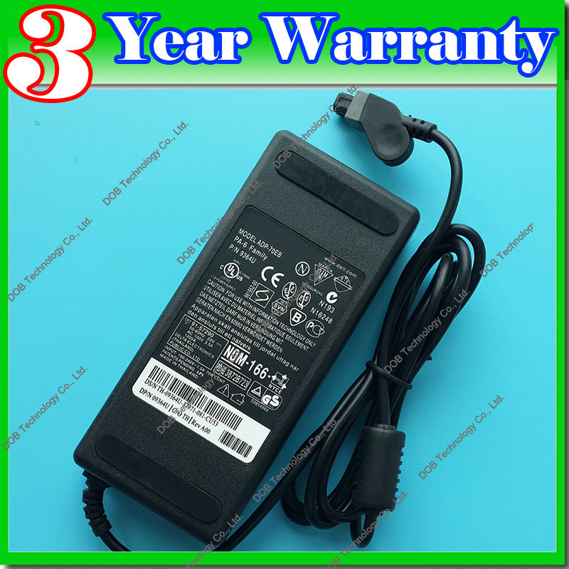 Laptop Power AC Adapter Supply For Dell Latitude C400 C500 C600 C800 C810 CP CPI CPIA CPID X200 CPIR CPT CPTC CPTS CPTV Charger(China (Mainland))