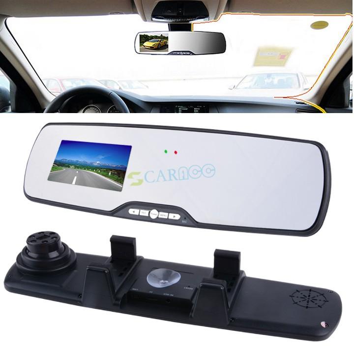 1080 P автомобиль вид зеркало DVR полный HD супер-view-европа зеркало DVR G - датчик автомобиль камера заднего вида DVR рекордер # 7 SV004203