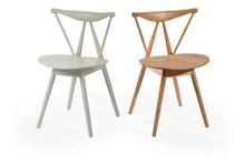 replica johansen side chair wood chair famous design chair ch177 natural side chair walnut ash