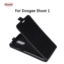 Buy YINGHUI Doogee Shoot 1 5.5 inch Leather Case Luxury Back Cover Flip Protective Phone Shell Carcasas Doogee Shoot1 Fundas for $3.19 in AliExpress store