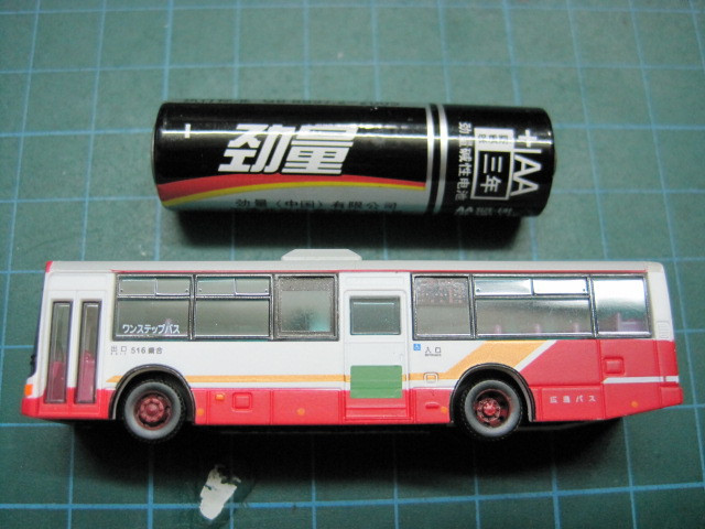 Exquisite workmanship, Red mini Bus Model Free shipping(China (Mainland))
