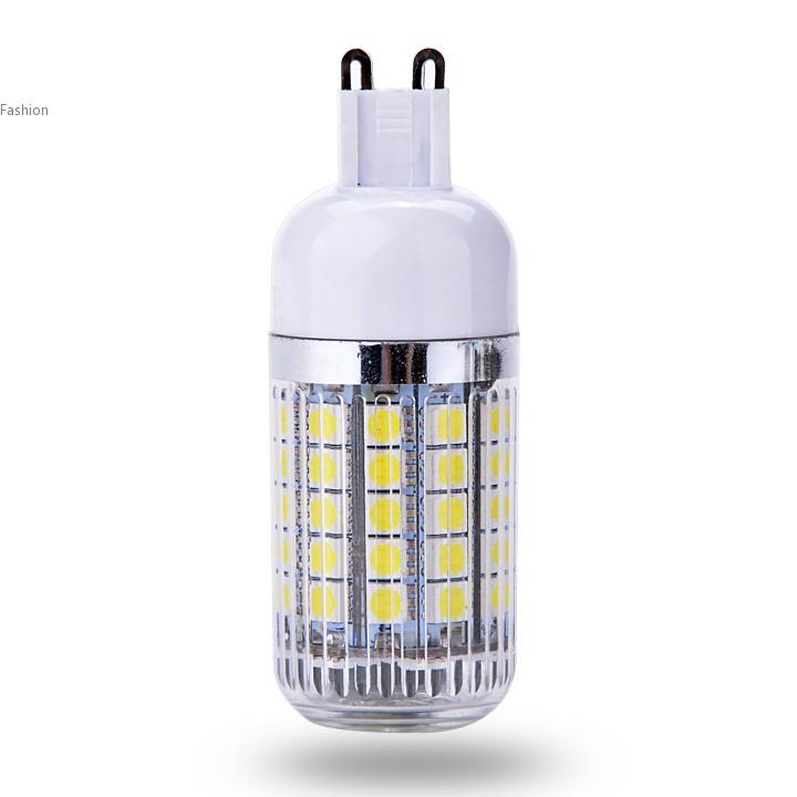 ultra bright g9 5050 led light bulb spotlight 9w smd 59leds e27 ac200v. Black Bedroom Furniture Sets. Home Design Ideas