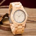 Drop Shipping Men Women new Dress Watch Luxury Brand Quartz Wristwatch Business Casual Designer Wood Watch