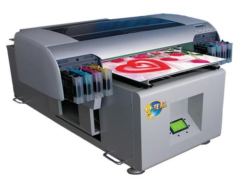 Digital tshirt printing machine epson direct to garment for Uv t shirt printing