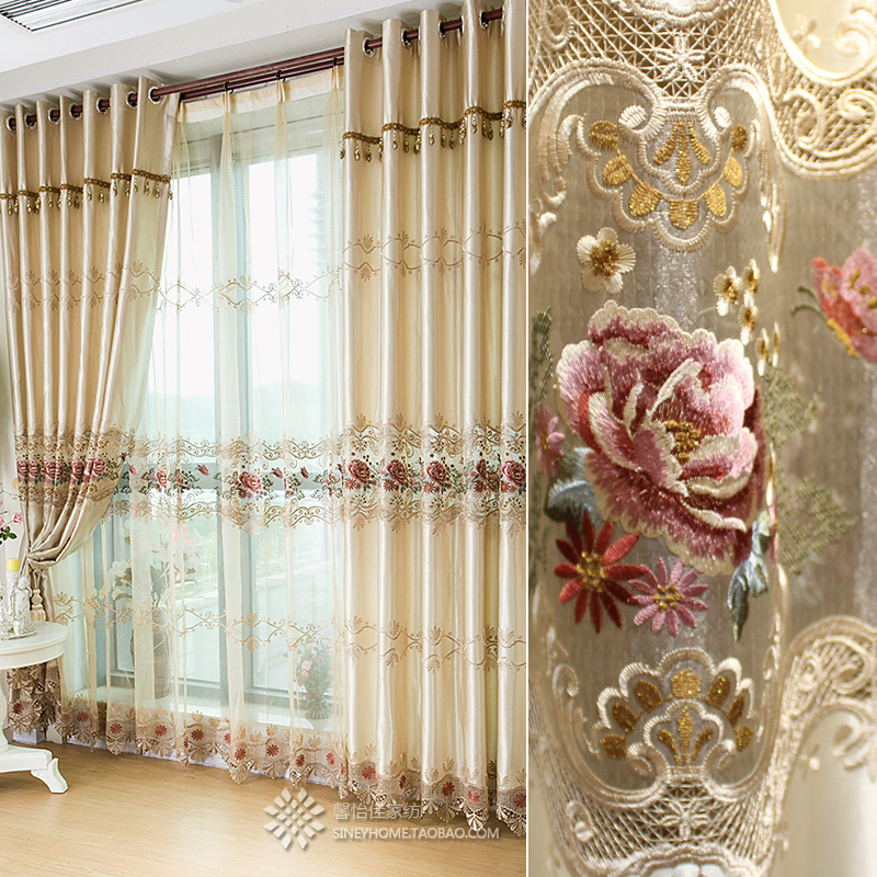 Popular window curtain designs buy cheap window curtain designs lots from china window curtain - Curtains designs images ...