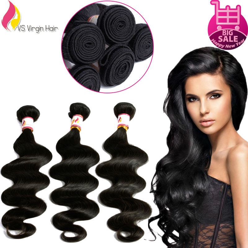 Rosa Hair Products Brazilian Body Wave Virgin Brazilian Hair Queen Hair Brazilian Body Wave Unprocessed 3pcs Human Hair Weaves<br><br>Aliexpress