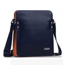 Shoulder Messenger Bag Men Leather Handbag Bags For Men Brand Laptop Bags Sport Briefcase Black Blue(China (Mainland))