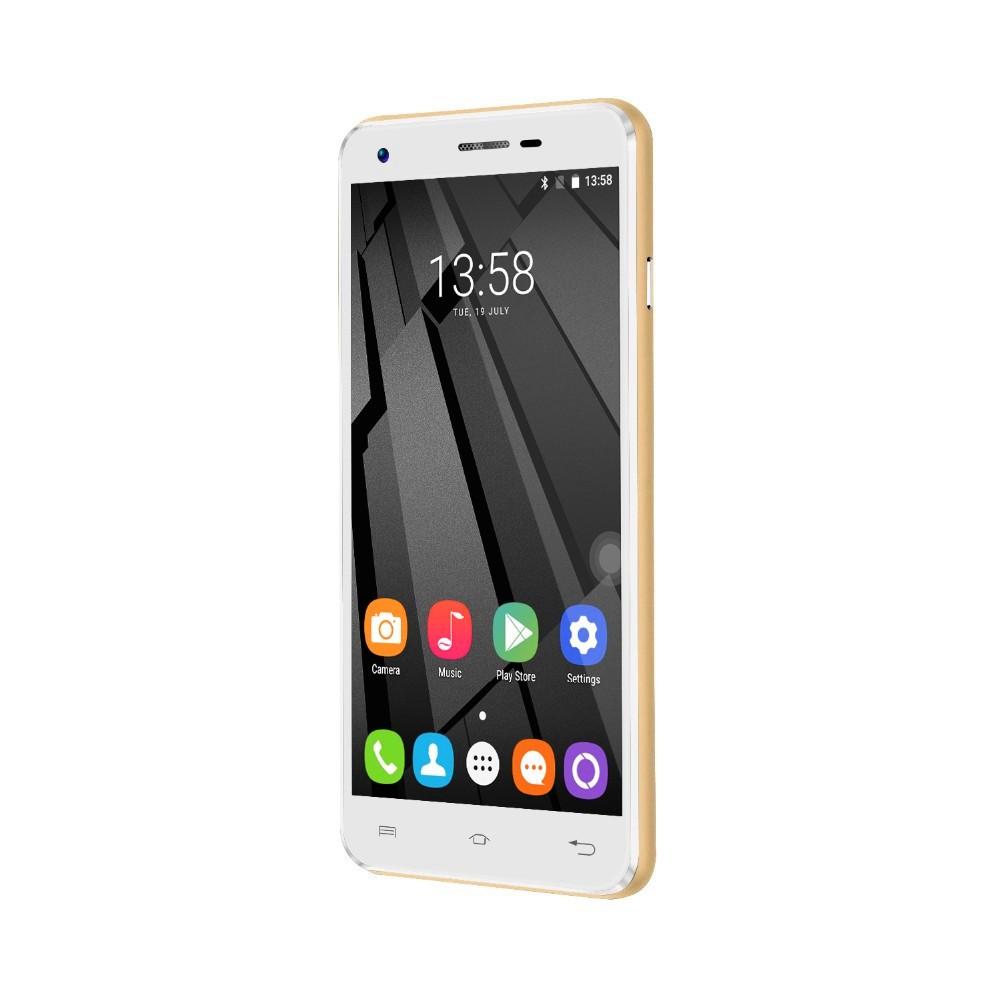 Original Oukitel U7 Plus 4G Smartphone 5.5 inch Android 6.0 MT6737 Quad Core HD 2GB+16GB 13.0MP Fingerprint Mobile Phone