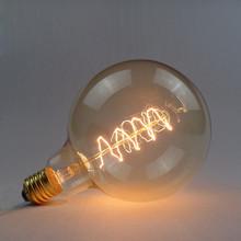 Brand New  High Quality G125 E27 40W 220V Wrap Wire Incandescent Bulb Retro Edison Bulb(China (Mainland))