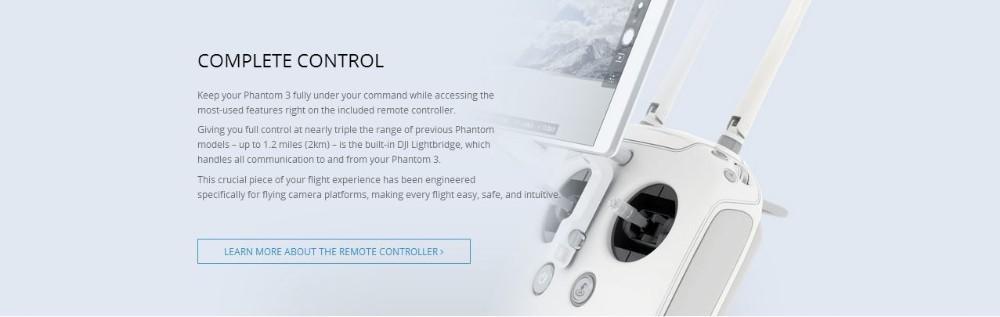 Newest Dji phantom 3 PROFESSIONAL Drone RTF 4K Full HD wifi camera & Brushless Gimble,GPS system, live HD view