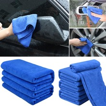 2016 Best Promotion High Quality 60x160CM Microfiber Super-absorbent Cleaning Drying Cloth Auto Car Wash TV Cleaner Towel(China (Mainland))