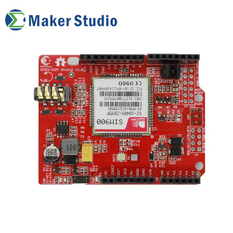 Send and Receive SMS with Arduino GSM Shield sim900
