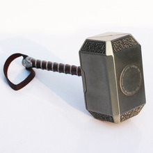 Free Shipping 20cm Avengers Thor's Hammer Toys Thor Custome Thor Cosplay Hammer(China (Mainland))