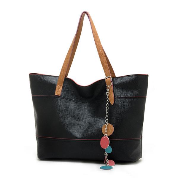 Bolsa Feminina Casual : Bolsa feminina casual women bag big size bolsos mujer pu