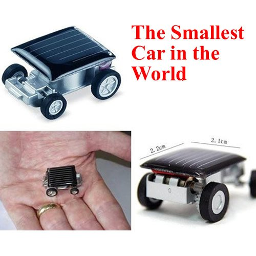 Smallest Toy Cars Toy Gift World's Smallest
