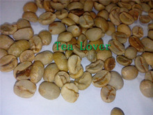 100 Original High Quality Brazil roasted Green Coffee Beans organic food for weight loss Green Slimming