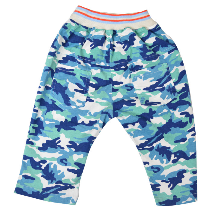 Free Shipping Kids Camouflage Pants Boys Hot Pants & Capris for Kids Summer Wear A2016(China (Mainland))