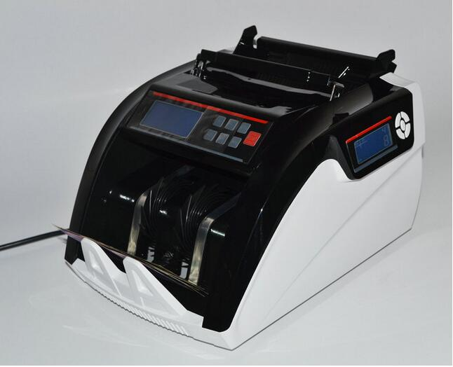 Newest Multi-Currency Compatible Bill Counter Cash Counting Machine Money Counter Suitable for EURO US DOLLAR etc.(China (Mainland))
