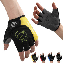 Hot Women Men Cycling Gloves Racing Motorcycle Bicycle Half Finger Guantes Ciclismo GEL Bike Luvas Size M-XL One Pair MTB9022(China (Mainland))