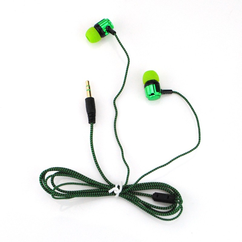 Stylish Headset Universal Headphone Stereo Wired Earphones Headsets 3.5mm Earbuds For Samsung Xiaomi Sony iPhone Newest