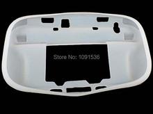 White  Protectove Silicone Skin Case Cover Shell  for wii u/WIIU gamepad Controller