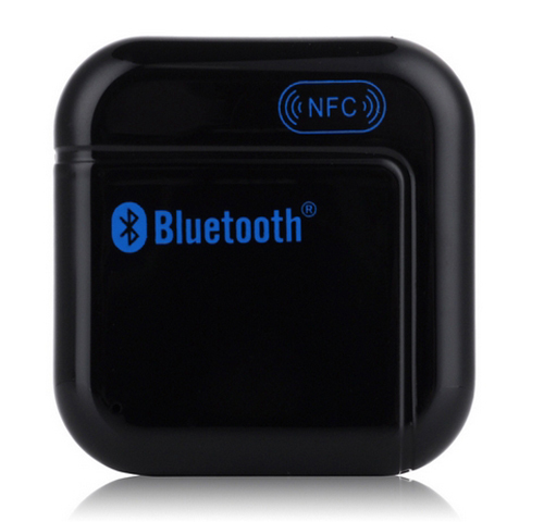 Wireless NFC Bluetooth Music Receiver Hifi Stereo Audio System Music Adapter For iPhone iPad iso Androin Cellphone Rechargeable(China (Mainland))