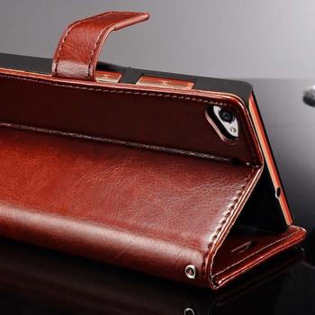 Etui Lenovo Vibe X2 w kształcie portfela / skóra PU / funkcja statywu