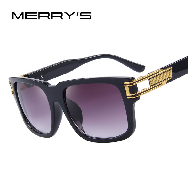 MERRY'S Women Fashion Sunglasses Male Vintage Sun GlassesBrand Designer Men Glasses S'8013(China (Mainland))