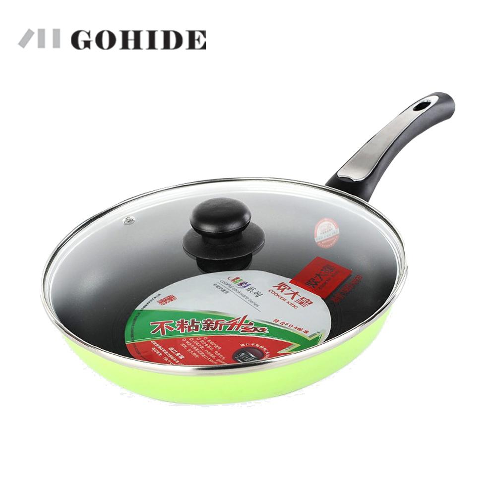 100 Ceramic Flat Pan