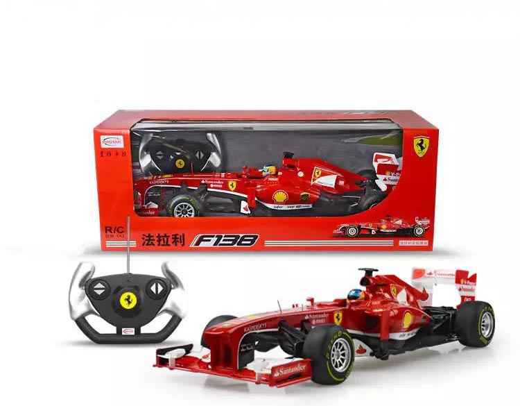 2015 New 1:12 4CH Remote Control RC Car Model Toy F1 Electric Drift Radio Control RC Roadster Red Vehicle Kid Gifts(China (Mainland))