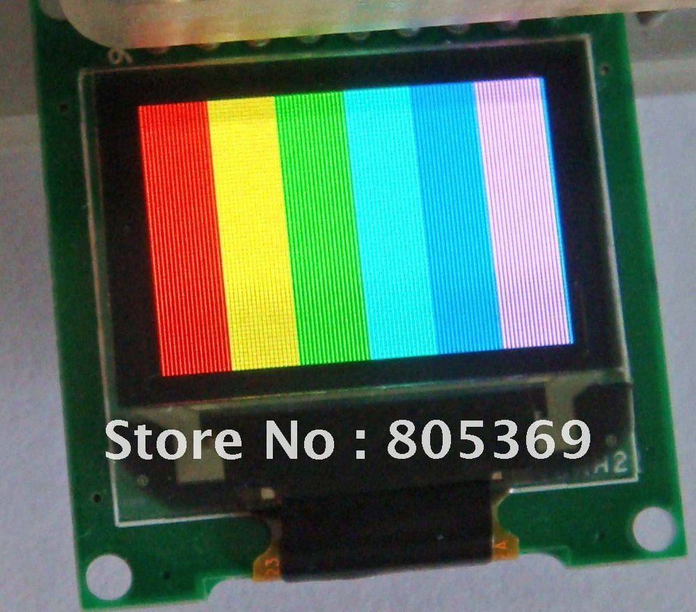 0.95'  color OLED mdule 96x64 LCD display module oled