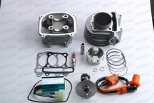 Buy Chinese Scooter 150cc Big Bore 63mm GY6 Cylinder Kit A11 Cam, Racing CDI & Coil 8-874 for $109.99 in AliExpress store