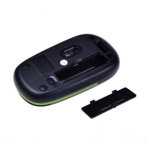 Гаджет  Good deal New Practical Plastic Black Nano 2.4G Wireless Optical Mouse with DPI Switch None Изготовление под заказ