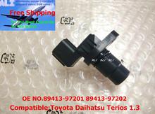 Japan transmission speed sensor,revolution compatible:Toyota Daihatsu Terios 1.3 8941397201 89413-97202 G4T07692A 89413-97201(China (Mainland))