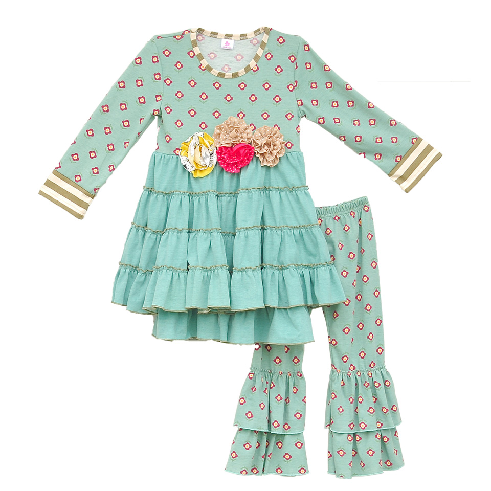 Aliexpress.com : Buy Mustard Pie Girls Outfits New Arrival ...