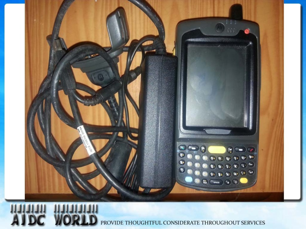 Special price!!For Symbol MC70 PDA Wireless Barcode Scanner 2D Imager(second hand)(China (Mainland))