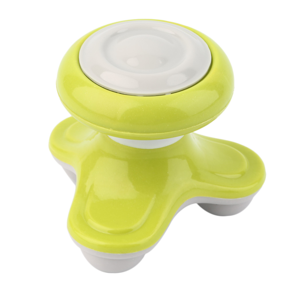 how to use mini electric massager
