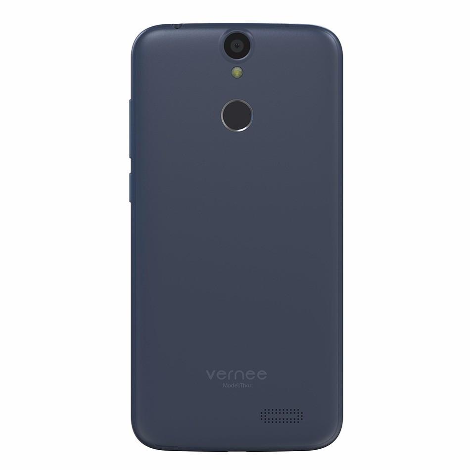 Original Vernee Thor Cell Phone 3GB RAM 16GB ROM MT6753 Octa Core 5.0Inch 13.0MP 2800mAh Android 6.0 HD Screen Smartphone