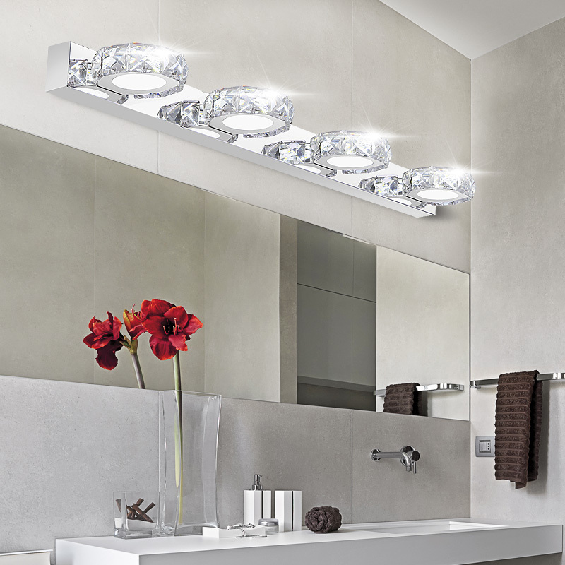 Best Vanity Lighting Makeup : Bathroom Lighting For Applying Makeup - Makeup Vidalondon