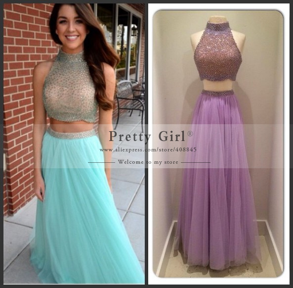 Sweet 16 Party Two Piece Dress Promotion-Shop for Promotional ...