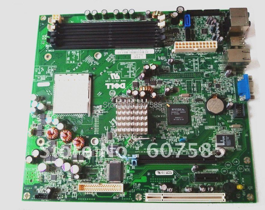 For Dell Dimension Series C521 desktop motherboard FP406(China (Mainland))