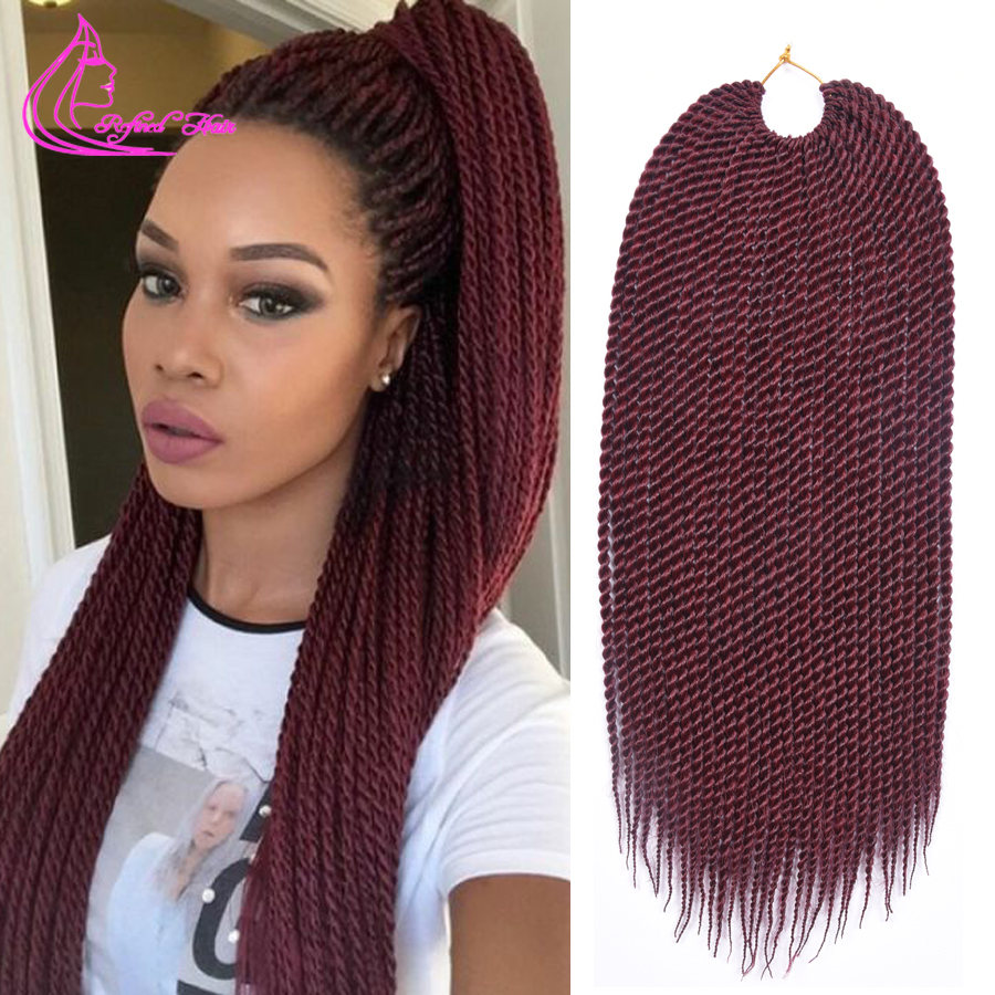 Quality Crochet Hair : ... Quality Havana Mambo Twist Crochet Braid Hair Synthetic Crochet Braids