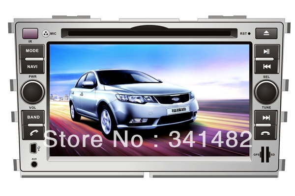 Android CT-K009 CAR NAVIGATION WITH GPS FOR KIA FORTE - Shenzhen TomTop E-commerce Technology Co., Ltd. store