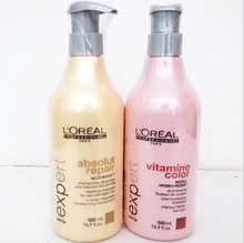 Shampoo nourishing nutrition, deep cleaning, dyed color protection, damage repair scalp soothing supple shampoo conditioner new(China (Mainland))